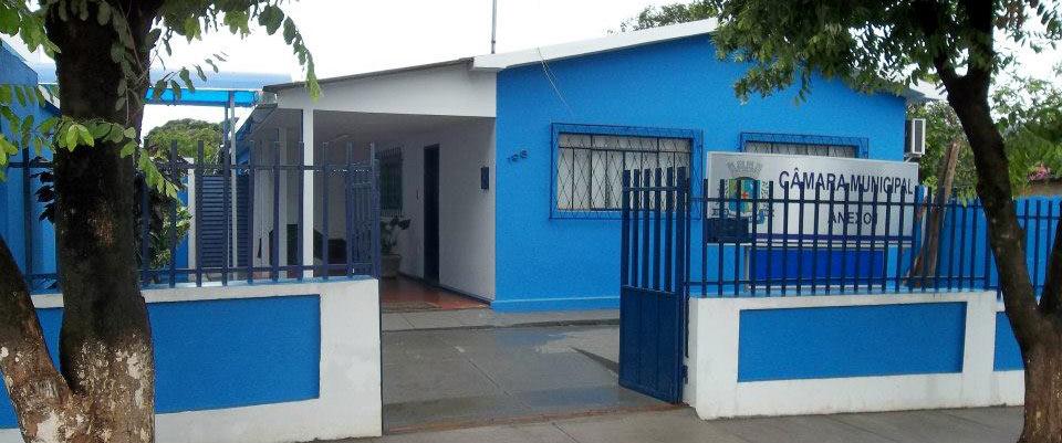 Câmara de Morada Nova de Minas